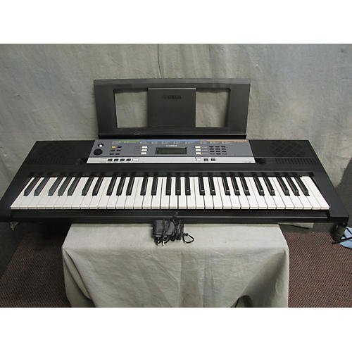 Yamaha YPT240 61 Key Portable Keyboard