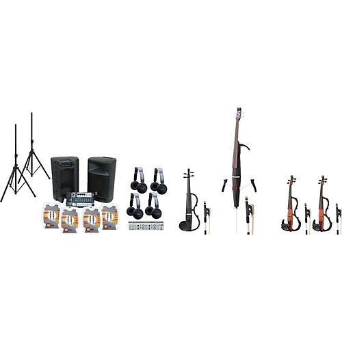Yamaha YSQ1 Electric String Quartet
