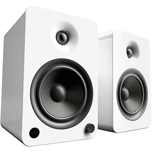Kanto YU6 Powered Speakers with Bluetooth and Phono Preamp