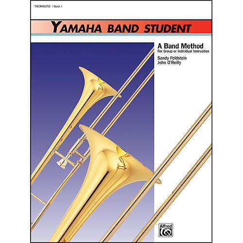 Alfred Yamaha Band Student Book 1 Trombone