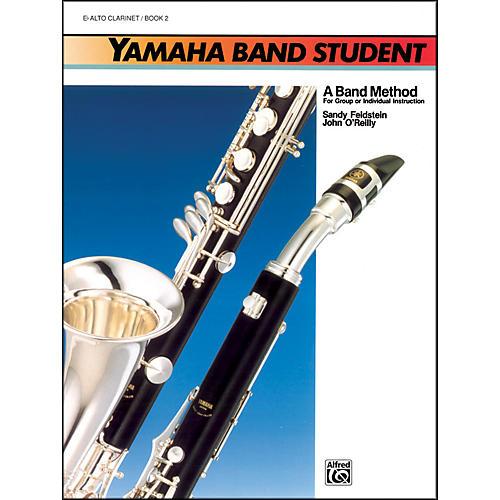 Alfred Yamaha Band Student Book 2 B-Flat Bass Clarinet