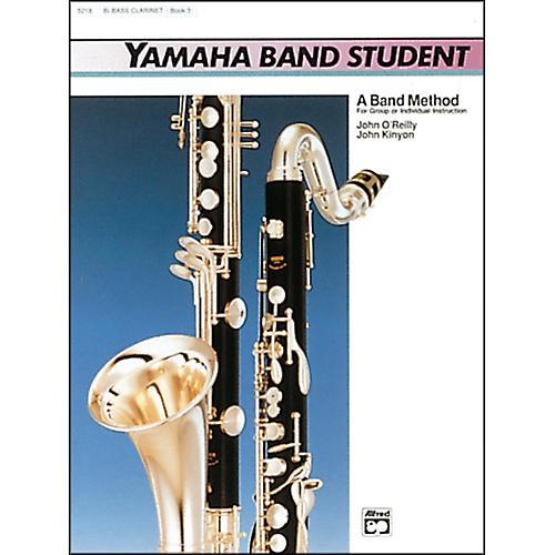 Alfred Yamaha Band Student Book 3 B-Flat Bass Clarinet