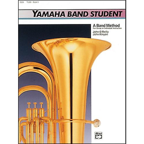 Alfred Yamaha Band Student Book 3 Tuba