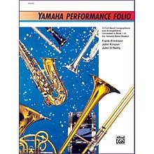 Alfred Yamaha Performance Folio Oboe
