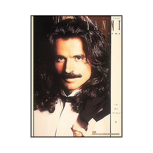 Hal Leonard Yanni In My Time Piano Solos