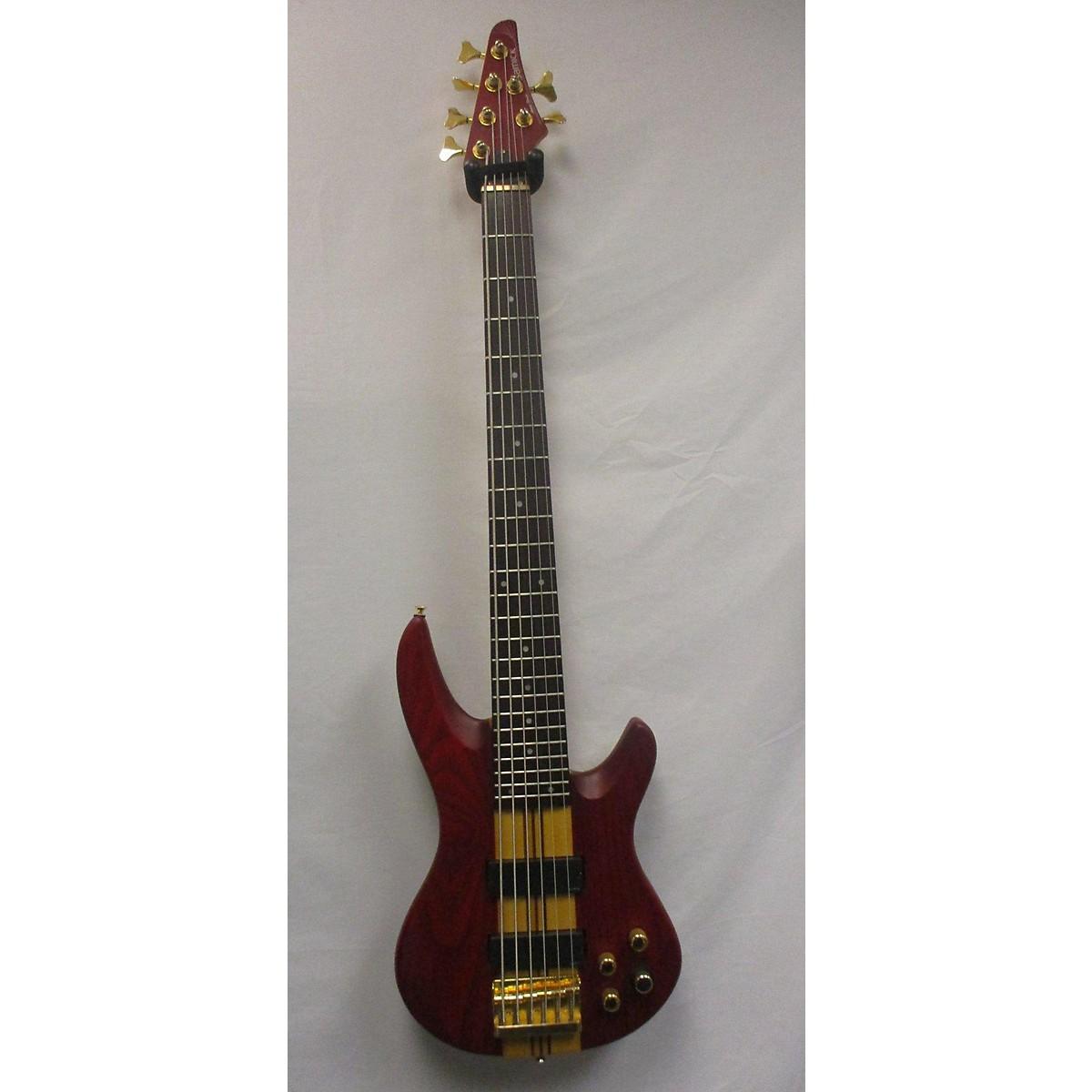 Samick Ybt6-629 Electric Bass Guitar
