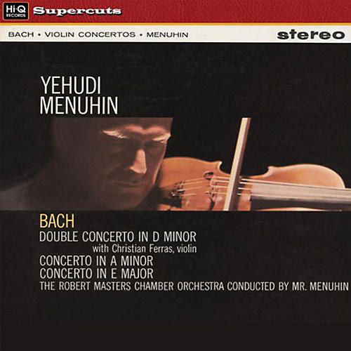 Alliance Yehudi Menuhin - Bach Concertos