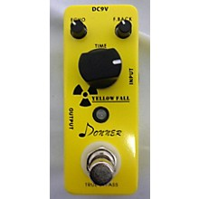 Donner Yellow Fall Mini Effect Pedal