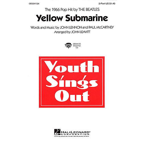Hal Leonard Yellow Submarine ShowTrax CD by The Beatles Arranged by John Leavitt