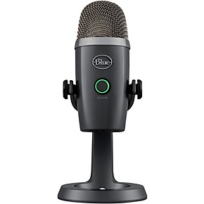 blue yeti nano premium usb mic for recording and streaming guitar center. Black Bedroom Furniture Sets. Home Design Ideas