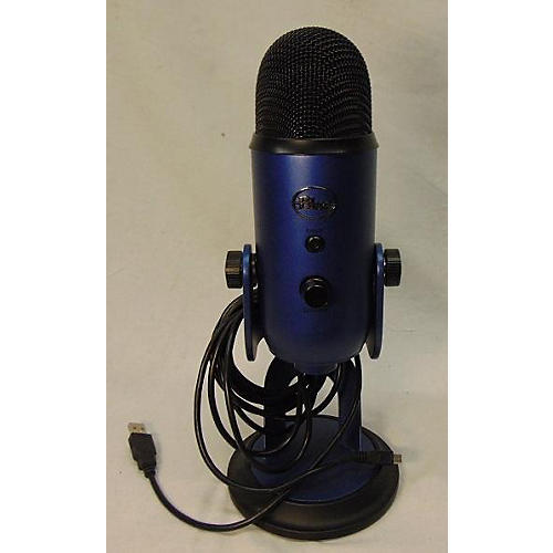 used blue yeti usb microphone guitar center. Black Bedroom Furniture Sets. Home Design Ideas