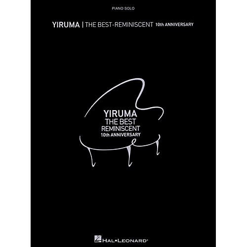 Hal Leonard Yiruma - The Best - Reminiscent 10th Anniversary