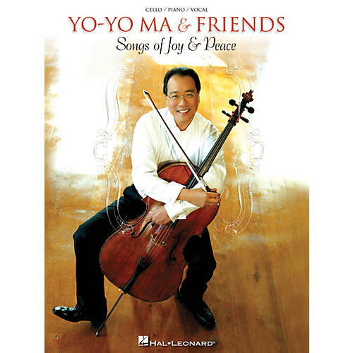 Hal Leonard Yo-Yo Ma - Songs Of Joy & Peace for Piano/Vocal/Guitar