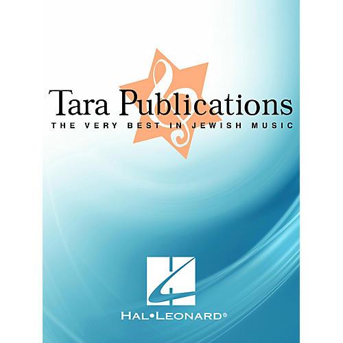 Tara Publications Yossele Rosenblatt - Classic Cantorial Recitatives Tara Books Series Softcover