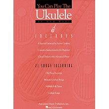 Associated You Can Play the Ukulele Book