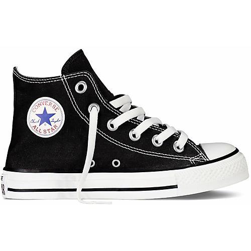 Converse Youth Chuck Taylor All Star Hi Top Black