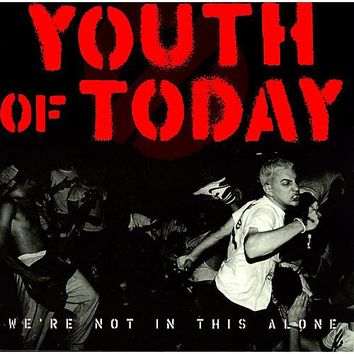 Alliance Youth of Today - We're Not in This Alone