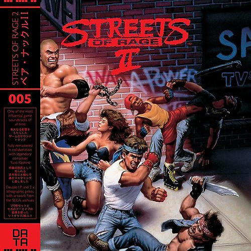 Alliance Yuko Koshiro - Streets Of Rage 2 (original Soundtrack)