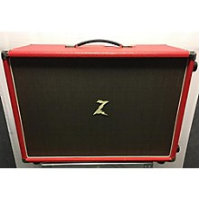 Dr Z Z BEST 2X12 CELESTION GOLD 8OHM Guitar Cabinet