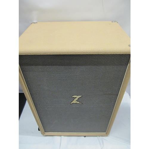 Dr Z Z BEST 2X12 CREAM TOLEX Guitar Cabinet