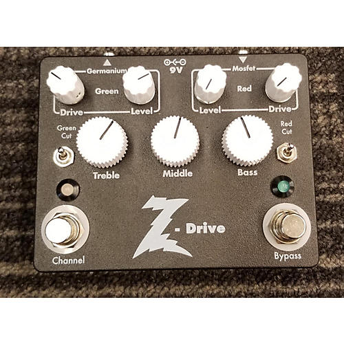 Earthquaker Devices Z-Drive Effect Pedal