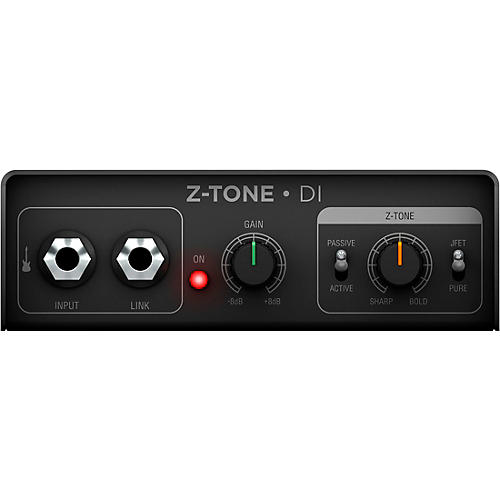 IK Multimedia Z-TONE DI Box