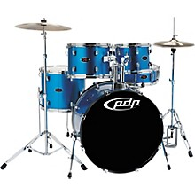 Z5 5-Piece Drum Set Aqua Blue