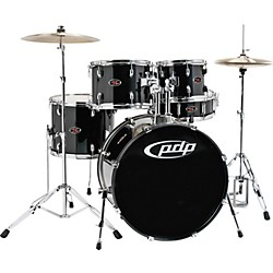 Z5 Complete Drum Set with Hardware and Cymbals Carbon Black