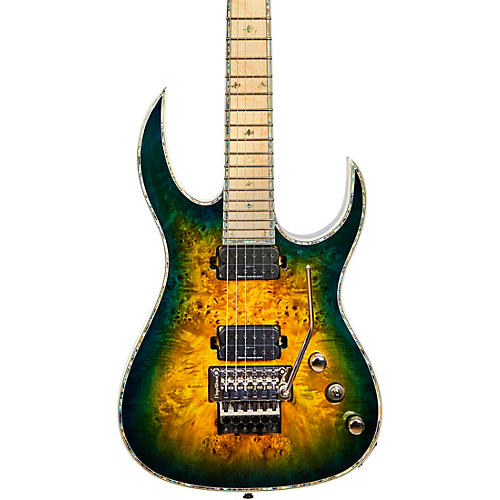 B.C. Rich Z6 Prophecy Archtop with Floyd Rose Electric Guitar