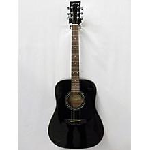 Zager ZAD20BK Acoustic Guitar