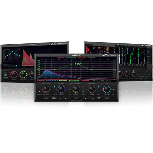Zynaptiq ZAP Bundle (Zynaptiq Audio Processors) Software Download
