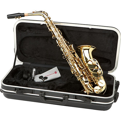 Stephanhouser ZAS600 Student Alto Saxophone