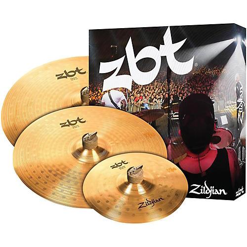 Zildjian ZBT 16/18 Crash Pack with Free 10