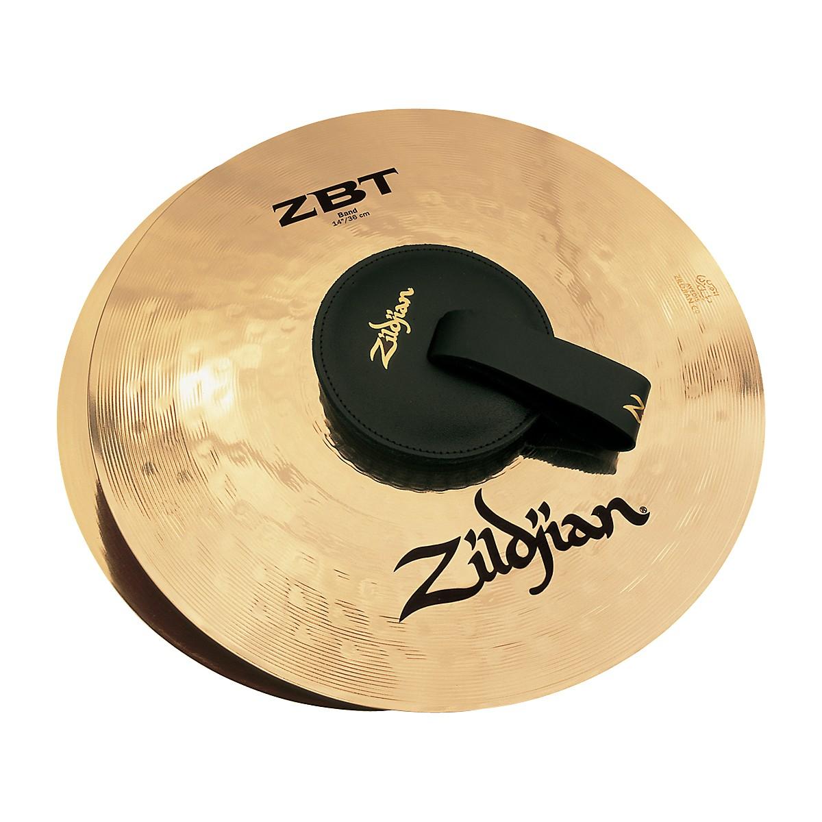 Zildjian ZBT Band Crash Cymbal Pair