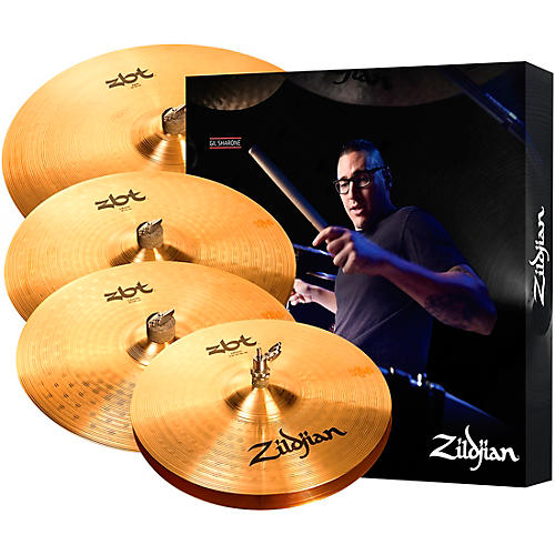 Zildjian ZBT Rock Pack Cymbal Set