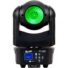 Elation ZCL 360i 90W RGBW LED Moving Head Beam/Wash Light