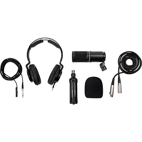 Zoom ZDM-1 Podcast Accessory Bundle