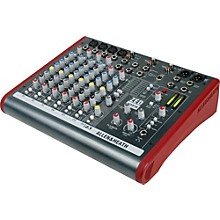 Allen & Heath ZED-10FX 6-Channel USB Mixer with Effects