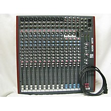 Allen & Heath ZED18 Powered Mixer