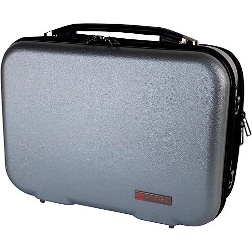 Protec ZIP Clarinet Case with Removable Music Pocket, Silver