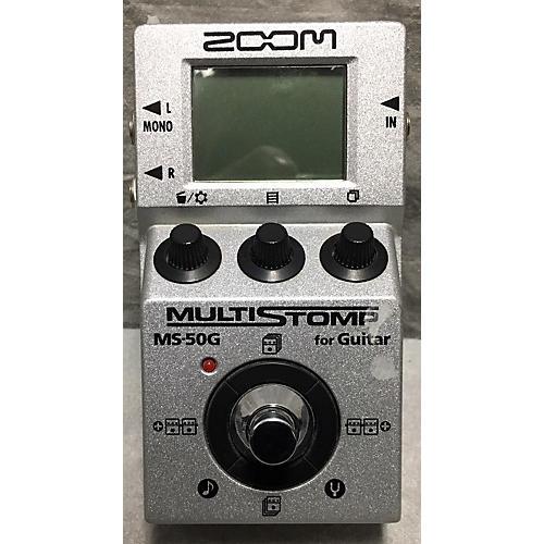 Zoom ZMS50G Multistomp Effect Processor