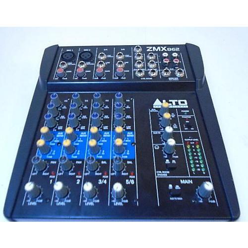 Alto ZMX 862 Unpowered Mixer