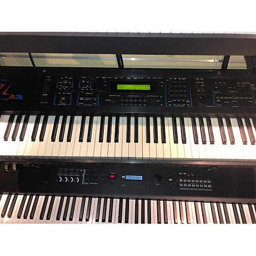 Ensoniq ZR76 Keyboard Workstation
