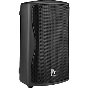 electro voice zxa1 90 powered pa speaker black guitar center. Black Bedroom Furniture Sets. Home Design Ideas