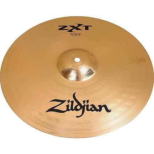 Zildjian ZXT Max Hi Hat Cymbal Top
