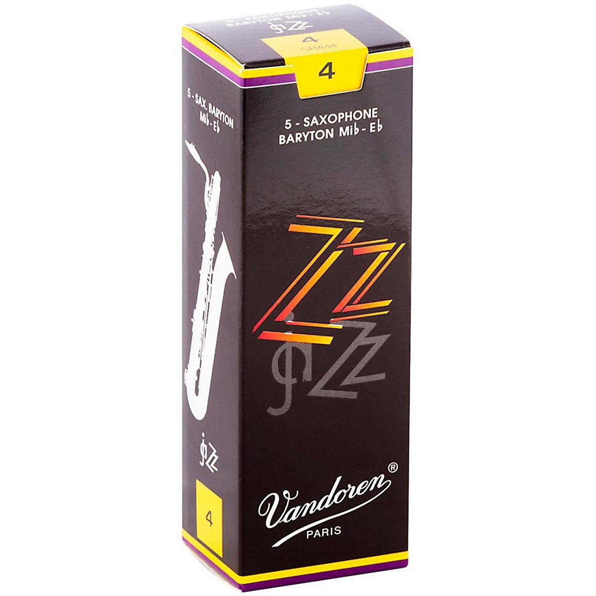 Vandoren ZZ Baritone Saxophone Reeds