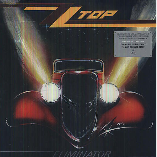 Alliance ZZ Top - Eliminator