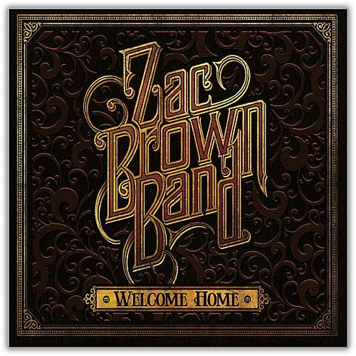 WEA Zac Brown Band Welcome Home CD