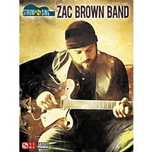 Cherry Lane Zac Brown Strum & Sing Easy Guitar Tab