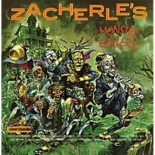 Zacherle - Zacherle's Monster Gallery